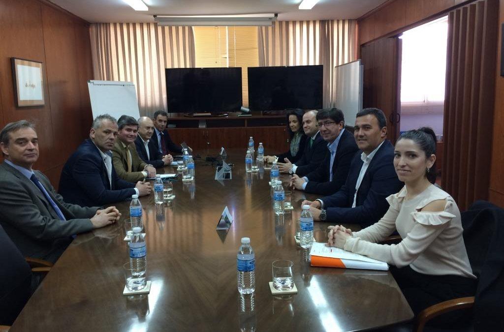 Flacema se reune con Ciudadanos Andalucía