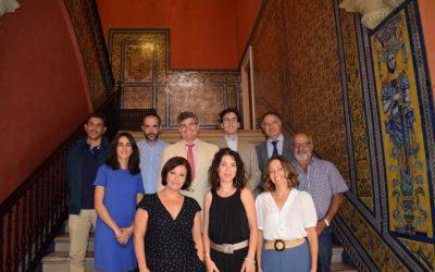 Reunión del jurado del XIV Premio Flacema