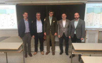La ETSI y FLACEMA debaten sobre valorización energética