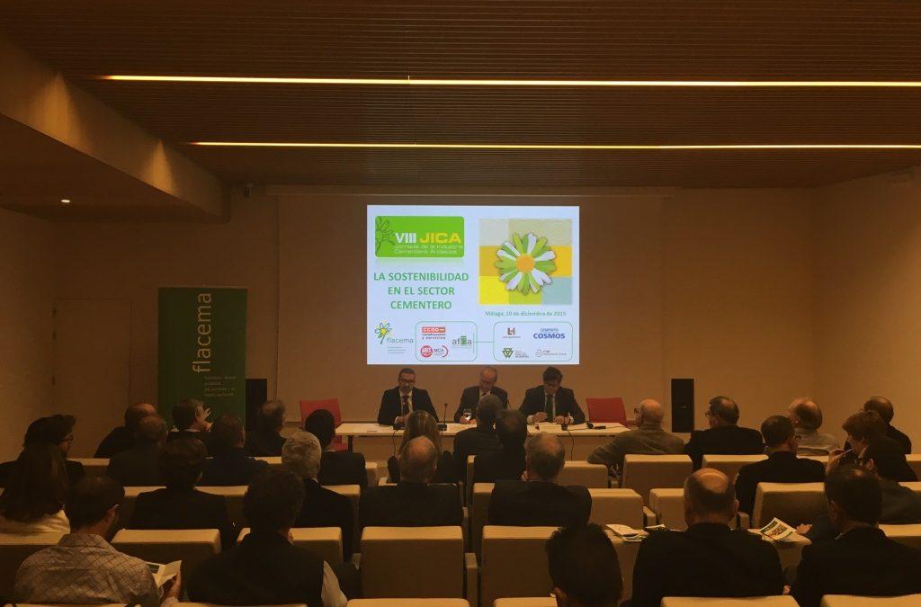 VIII Jornada de la Industria Cementera Andaluza (JICA)