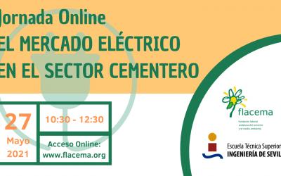 FLACEMA y la ETSI celebran una jornada sobre el mercado eléctrico en el sector cementero