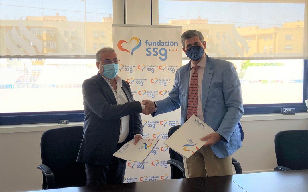 FLACEMA y la Fundación SSG firman un convenio para fomentar la cardioprotección en el sector cementero andaluz
