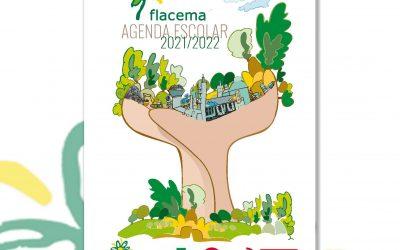 FLACEMA edita una agenda escolar para divulgar el compromiso del sector cementero con el Desarrollo Sostenible entre los estudiantes de secundaria del entorno de las fábricas de cemento andaluzas
